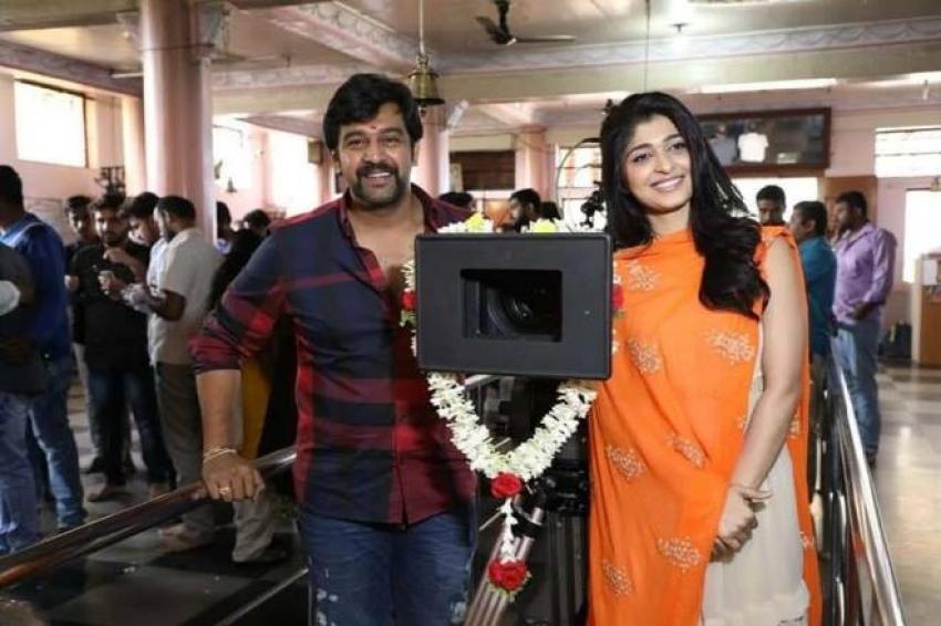 Singa Kannada movie Launch Photos