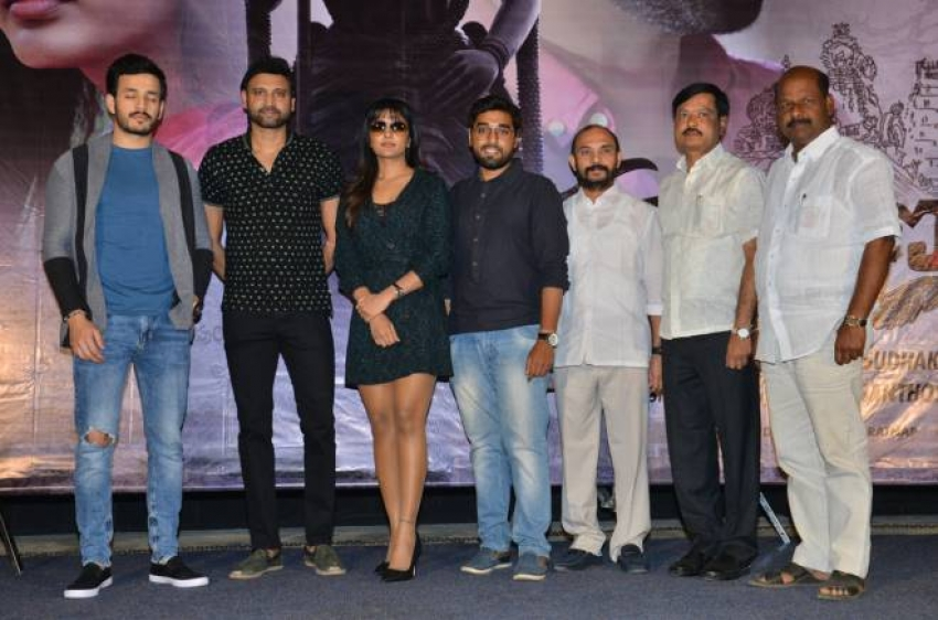Subramaniapuram Movie Trailer Launch Photos