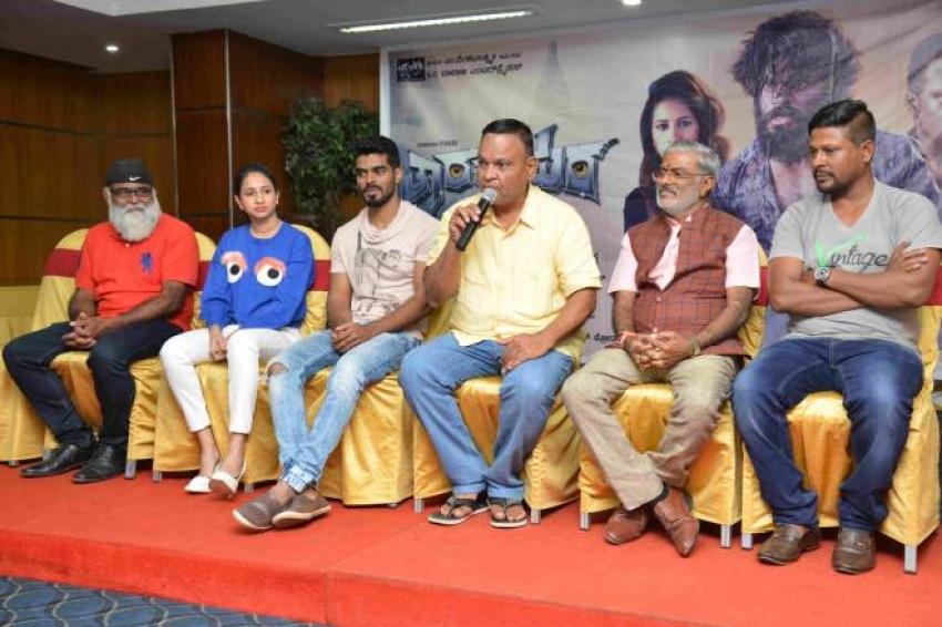 Tarakasura Movie Release Press Meet Photos
