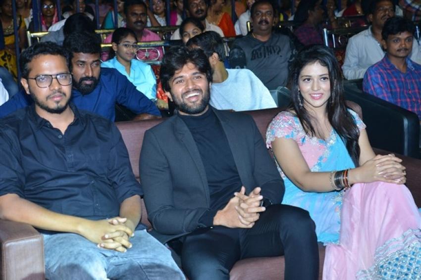 Taxiwala Movie Success Celebration Photos