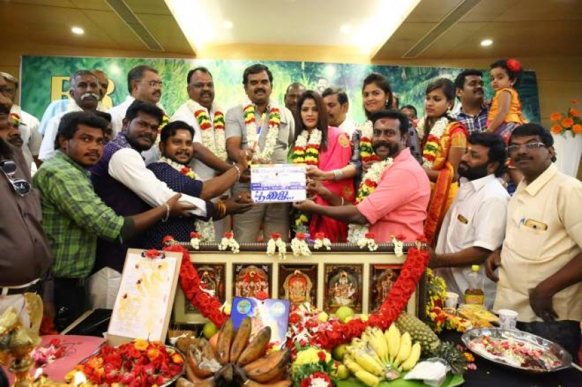 Thaali Movie Pooja Photos