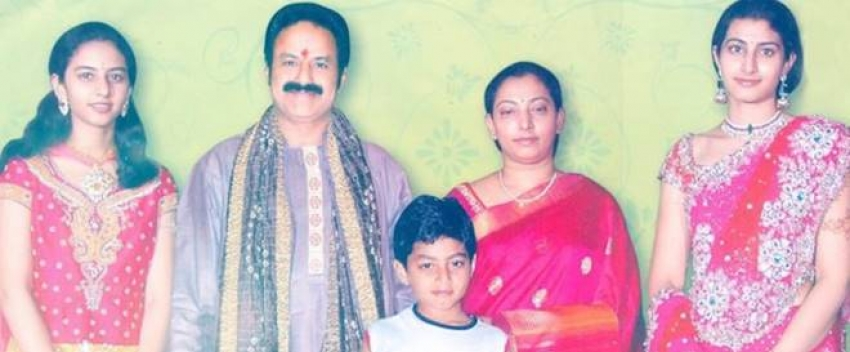Unseen Photos of South Indian Celebs With Their Kids Photos