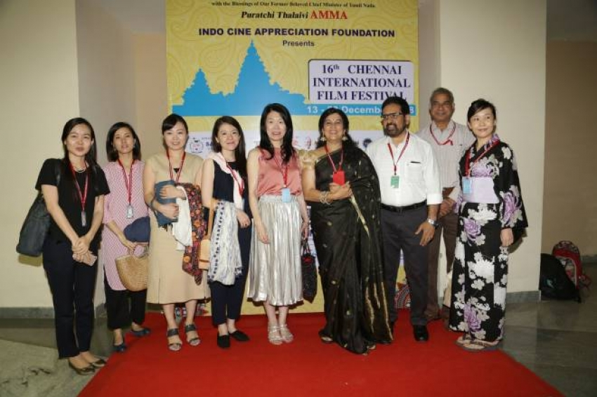 IFF kick-started in Chennai