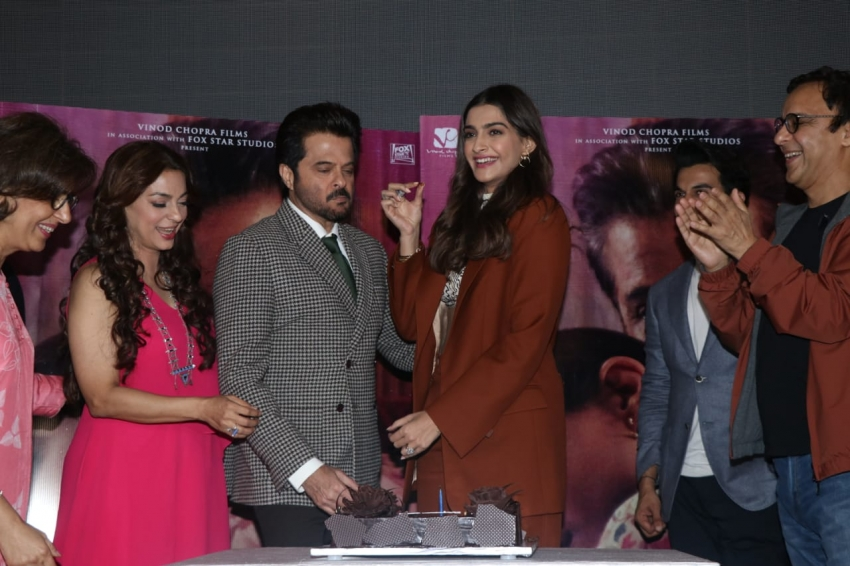 Anil Kapoor Birthday Celebration & Ek Ladki Ko Dekha Toh Aisa Laga Trailer Release Photos