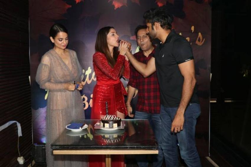 Ankita Lokhande 36th Birthday Celebration Photos