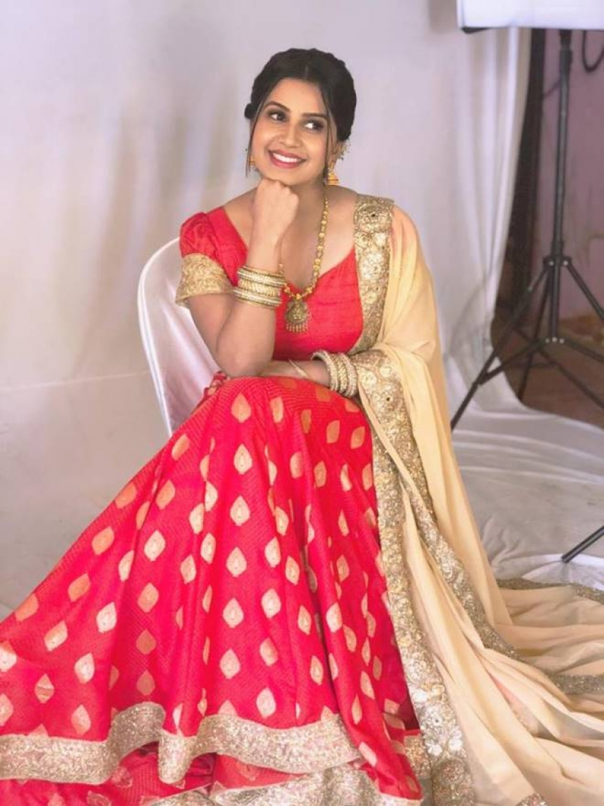 Anushree (Anchor) Photos