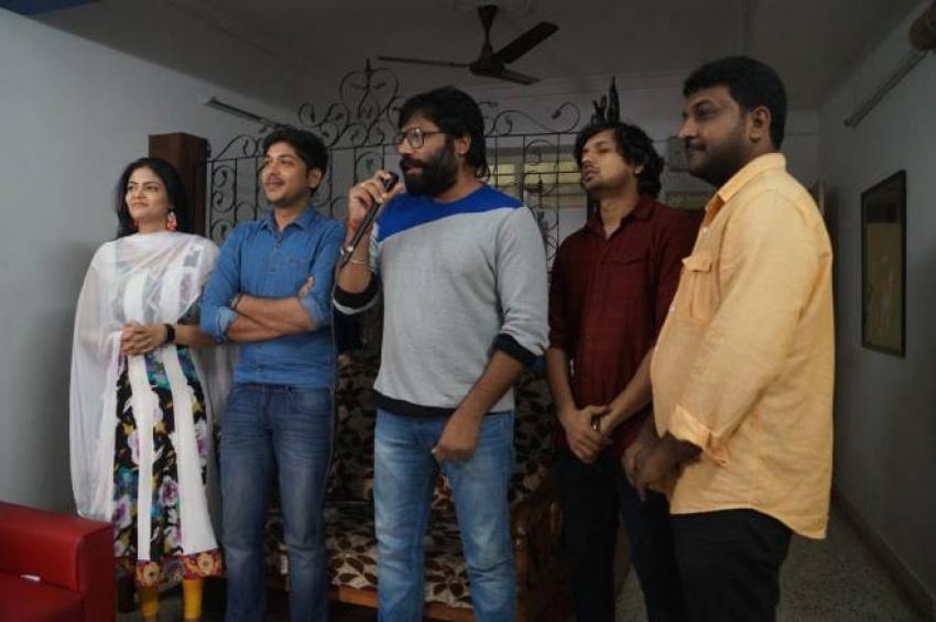 Arjun Reddy director Sandeep Reddy Vanga released My Dear Marthand Trailer Photos