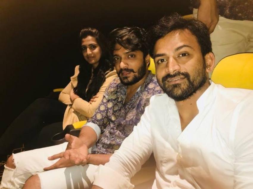 Bhairavageetha Premiere Show Press Meet Photos