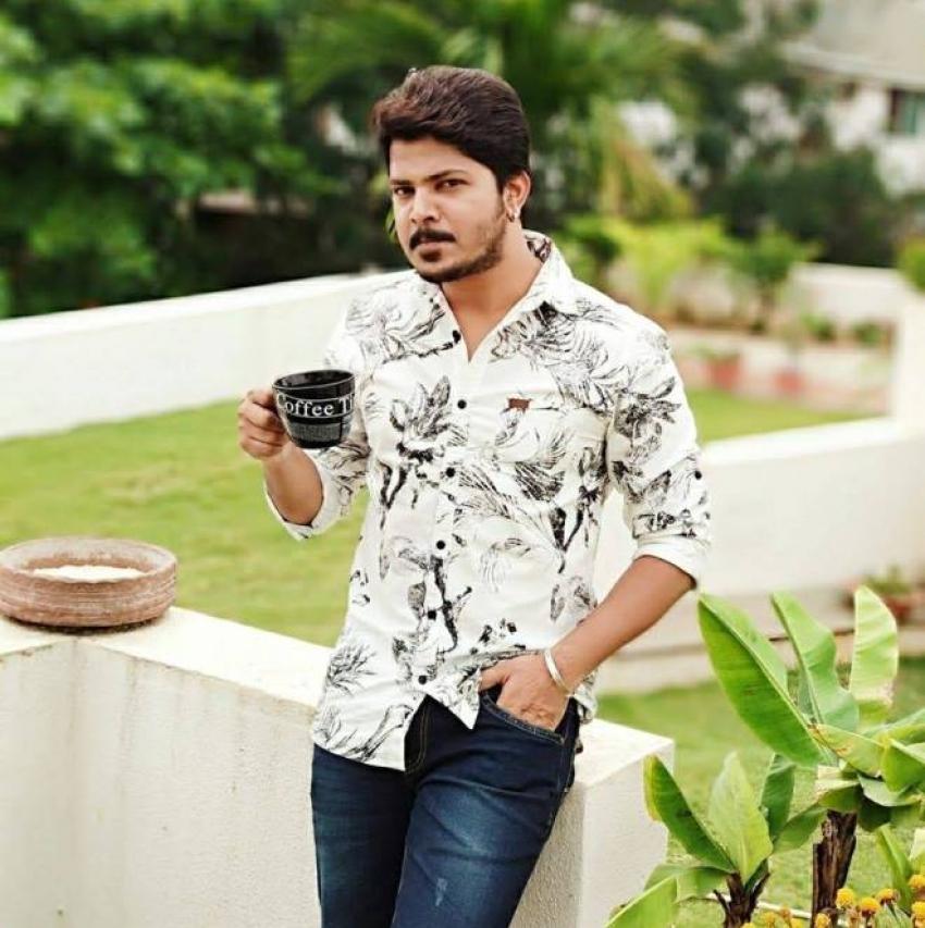Bigg Boss Season6 contestant Dhanraj Unseen Photos