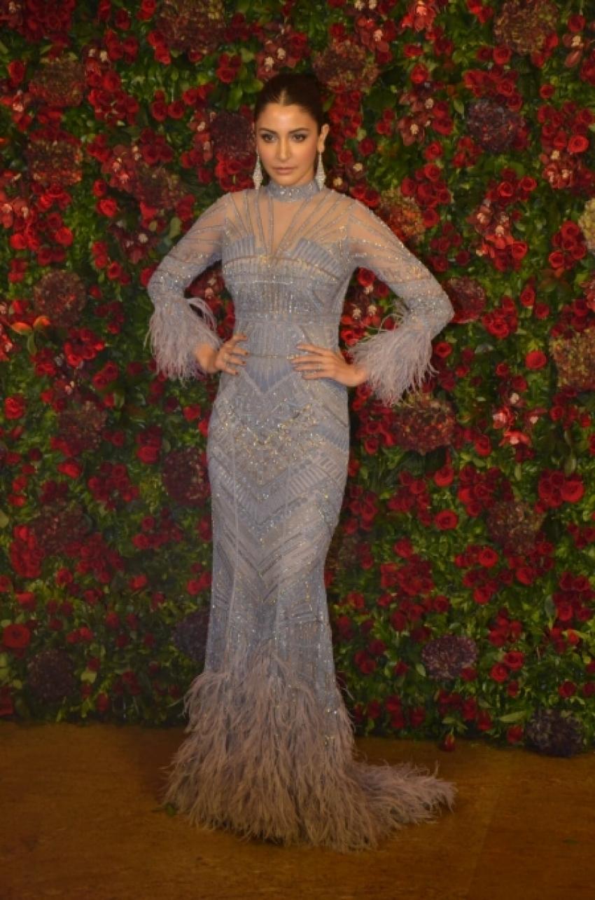 Bollywood Wedding Reception Of Deepika Padukone & Ranveer Singh In Mumbai Photos