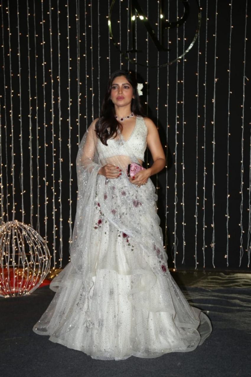 Celebrities at Priyanka Chopra & Nick Jonas Wedding Reception In Mumbai Photos