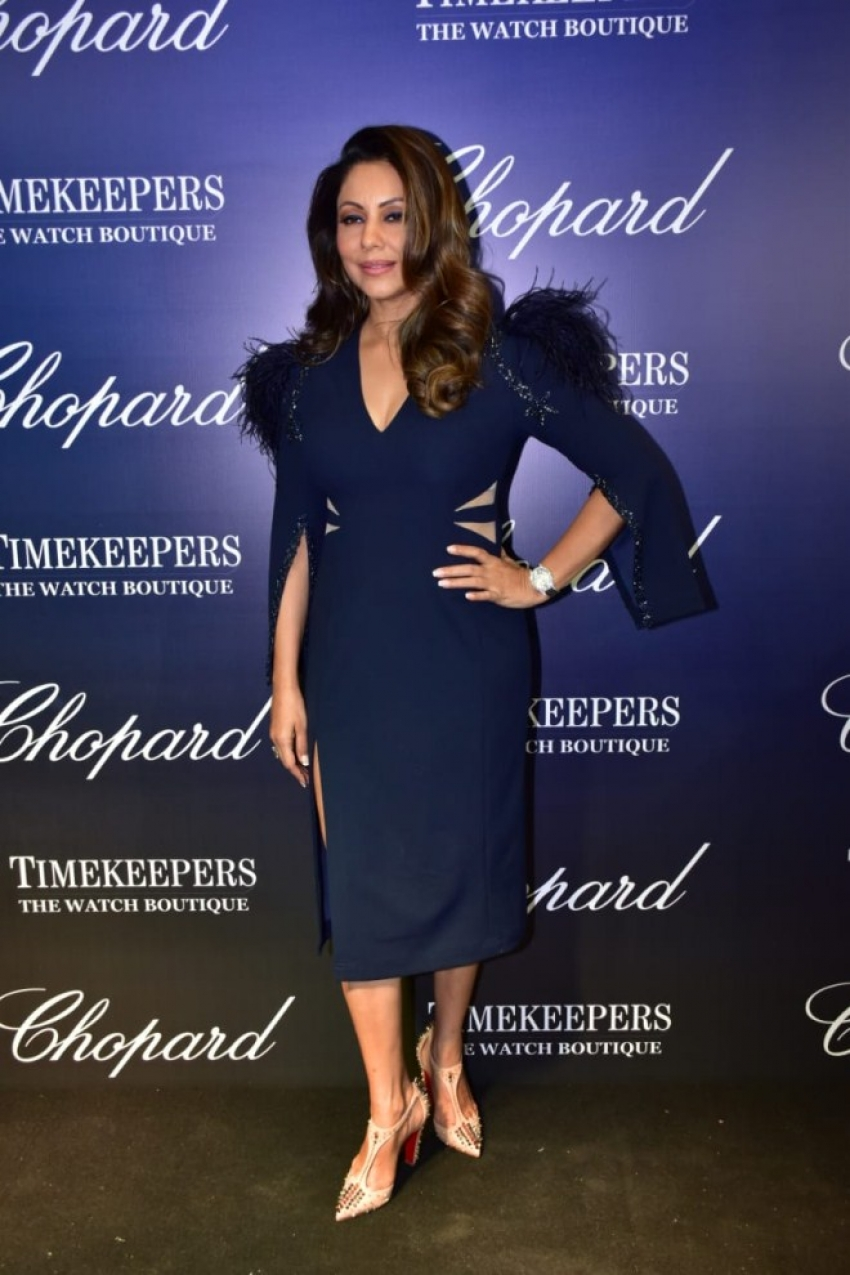Celebs at Timekeepers Chopards 25th Anniversary Photos
