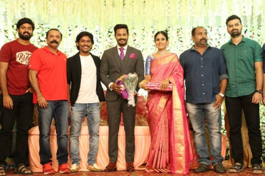 Chandini Tamilarasan Wedding Photos
