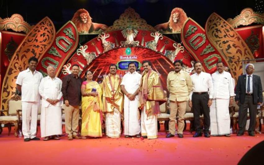 Chennaiyil Thiruvaiyaru Season 14 Inauguration Photos