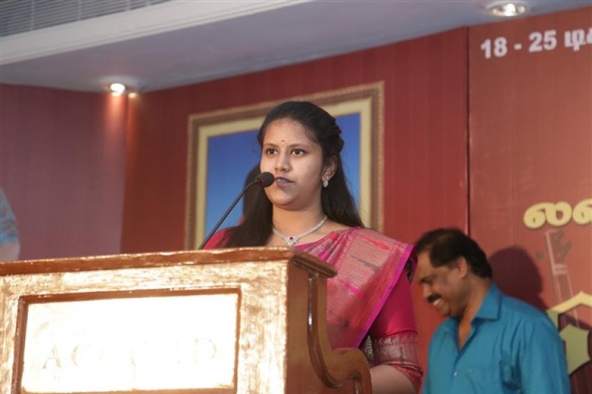 Chennaiyil Thiruvaiyaru Season 14 Press Meet Photos