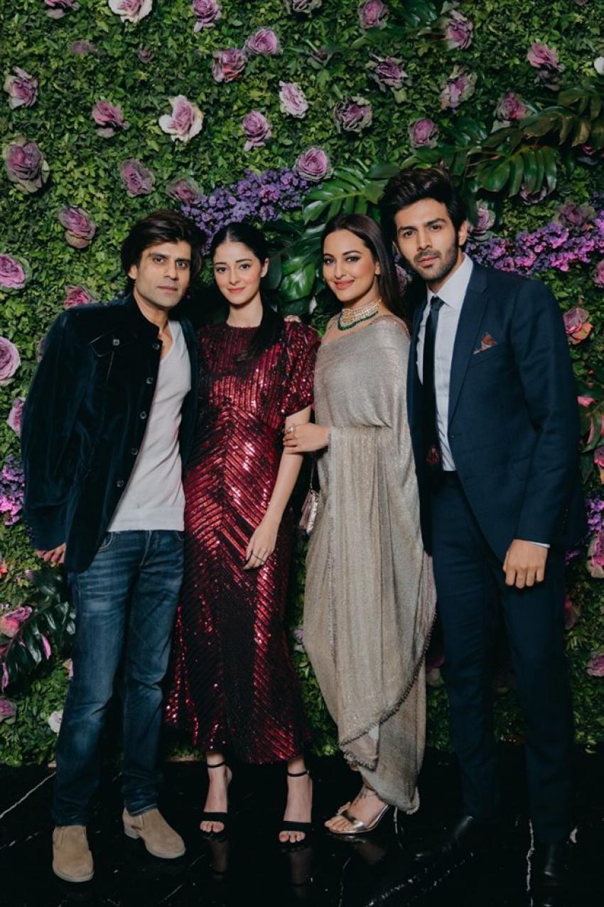 Dinesh Vijan And Pramita Tanwar Wedding Reception Photos