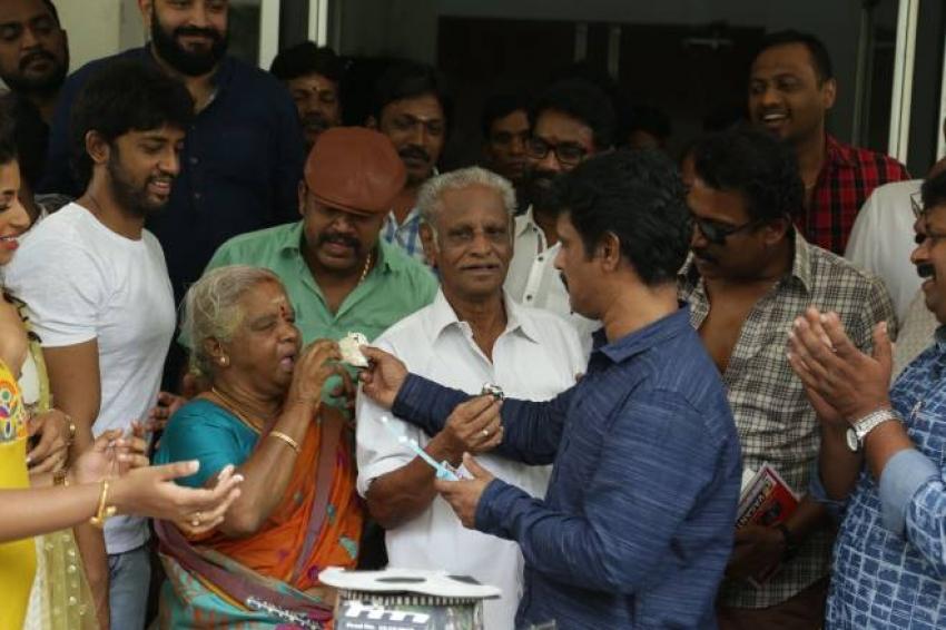 Director Cheran Birthday Celebration Photos
