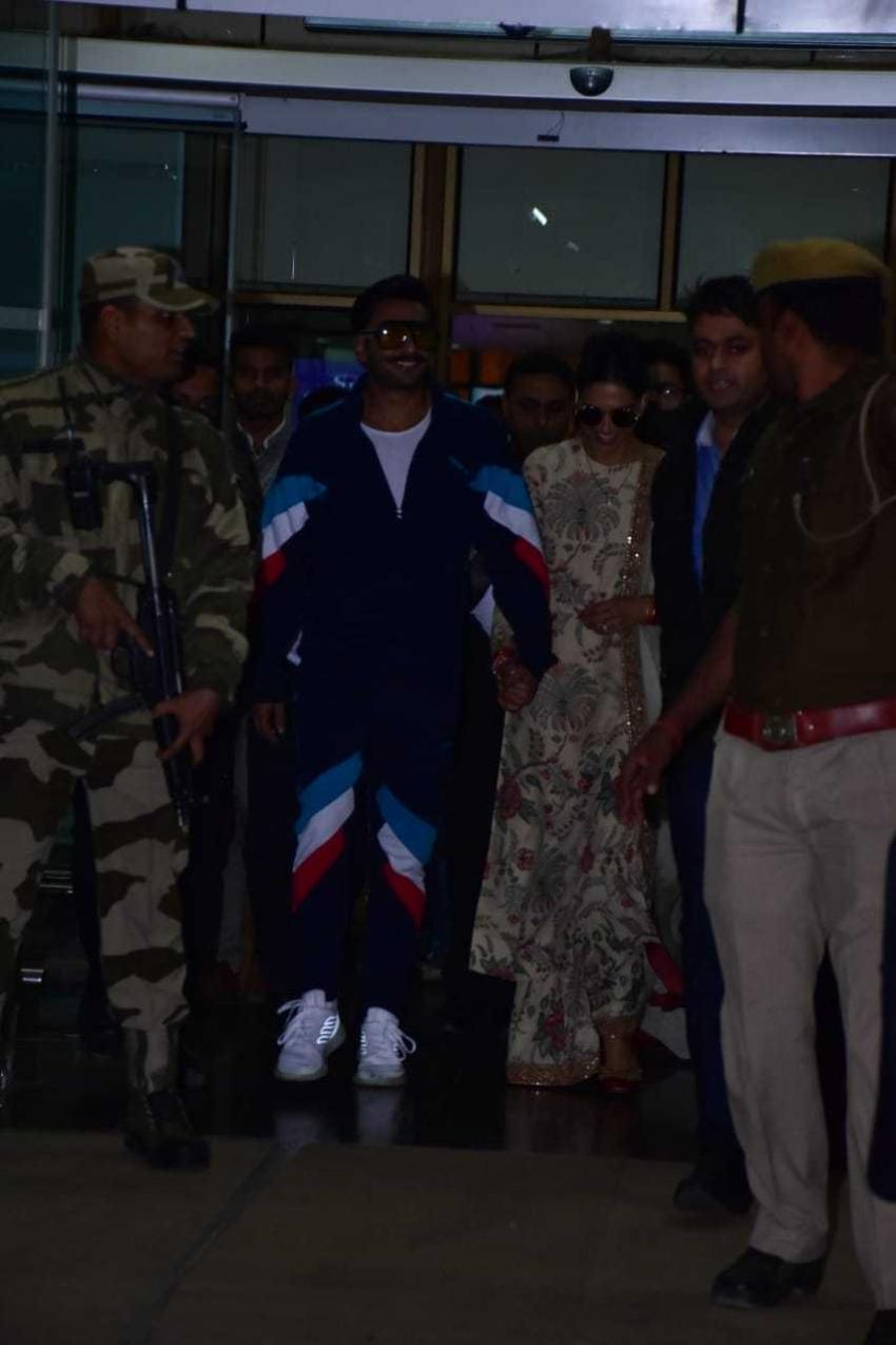 Guest arrives at Udaipur for Isha Ambani and Anand Piramal Wedding Photos