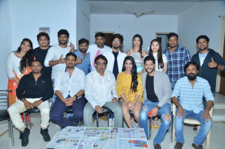 Husharu Movie Success Celebrations Photos