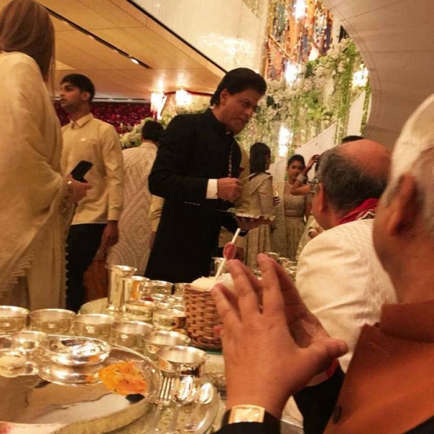 Isha Ambani Wedding Photos
