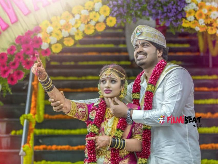 Kannada Celebrity Wedding Photos of 2018 Photos