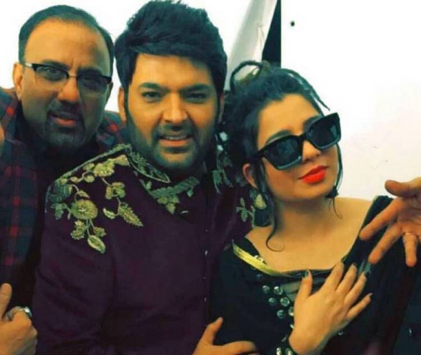 Kapil Sharma Wedding Reception In Amritsar Photos