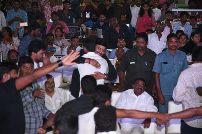 Kavacham Audio Launch In Bhimavaram Photos
