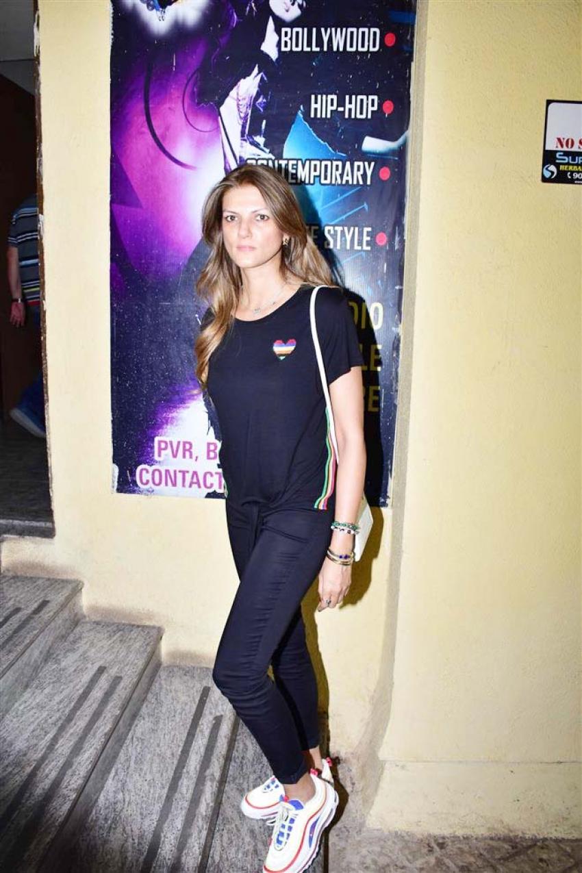 Kedarnath Movie Special Screening In Mumbai Photos