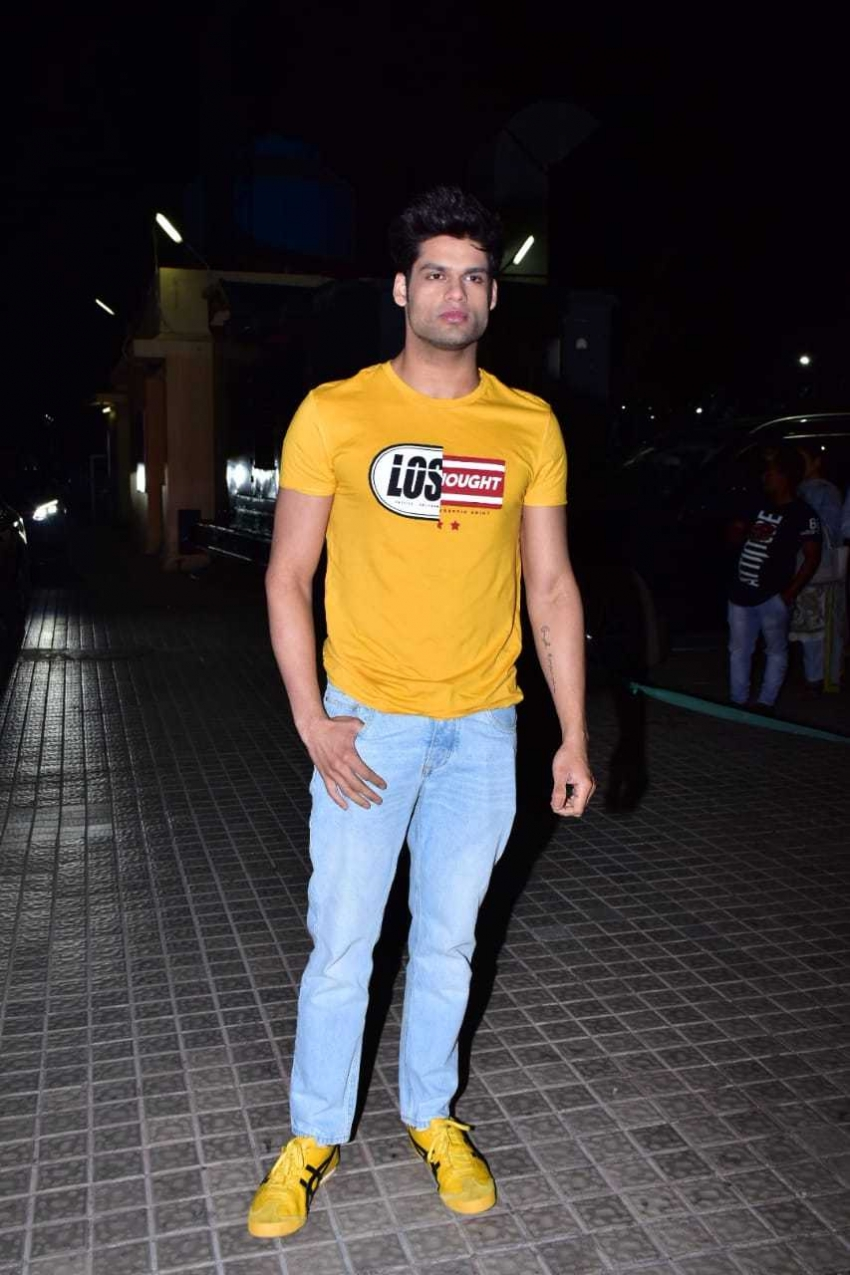 Celebs At Kedarnath Special Screening Photos