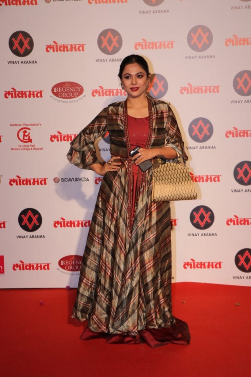 Lokmat Most Stylish Awards 2018 Photos