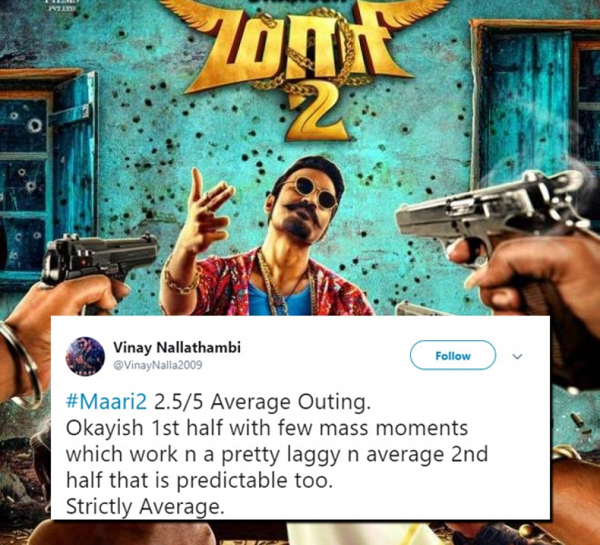Maari 2 Audience Reaction Photos