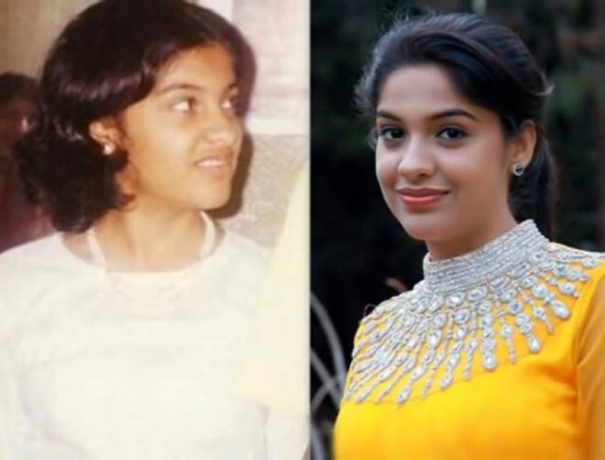 Malayalam Actress Childhood Photos