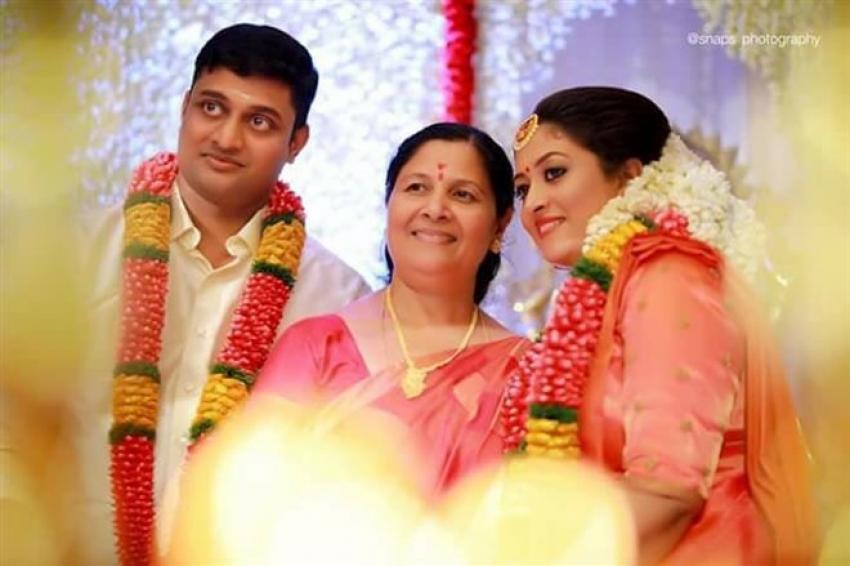 Malayalam Celebrity Wedding of 2018 Photos