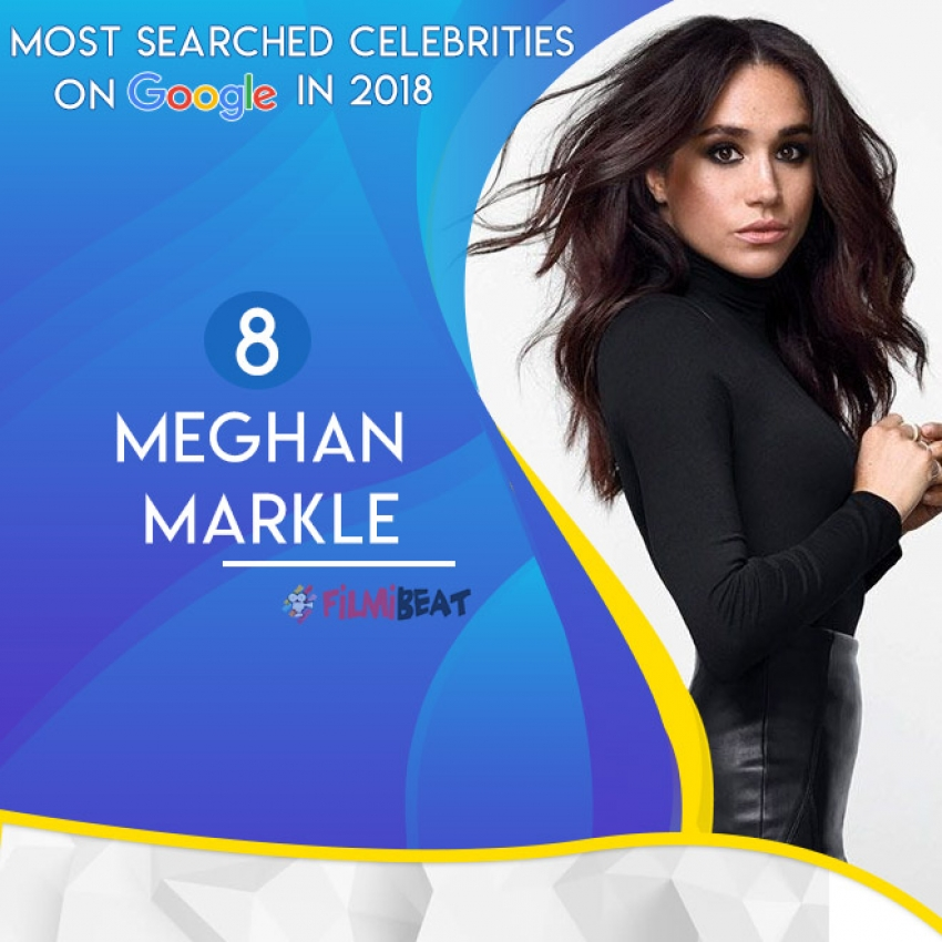 Most Searched Celebrities in 2018 Photos