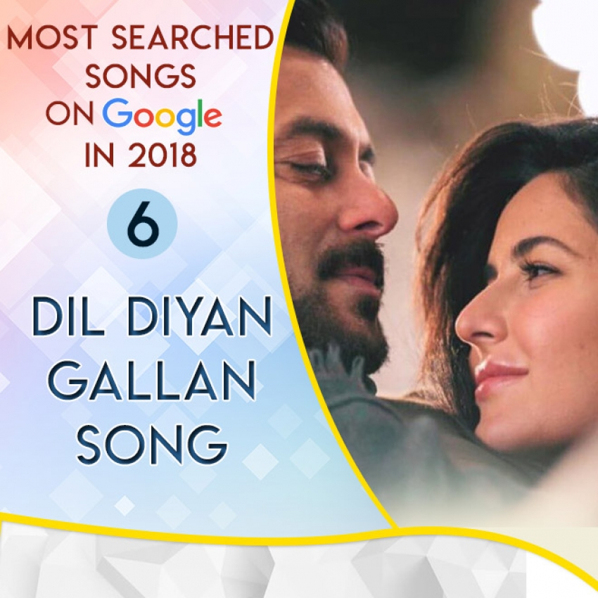 Most Searched Songs in 2018 Photos