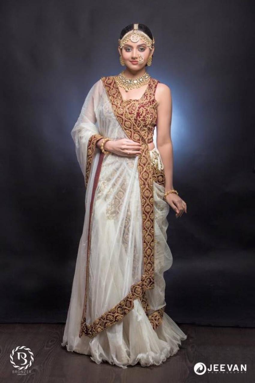 Nayaki Tamil Serail Actress Vidya Pradeep Unseen Photos