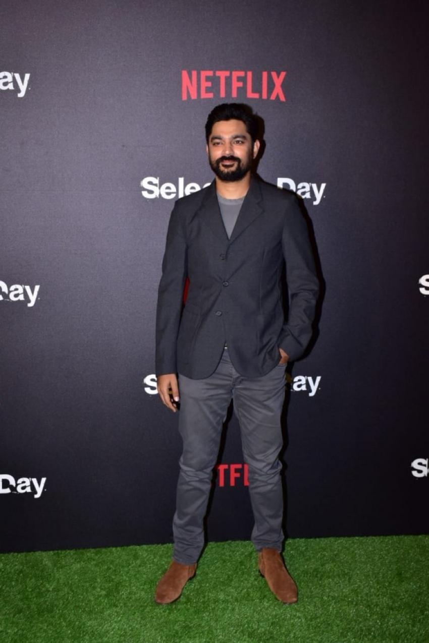 Netflix's 'Selection Day' Special Screening In Mumbai Photos