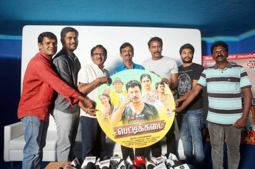Pettikkadai Movie Audio Launch Photos