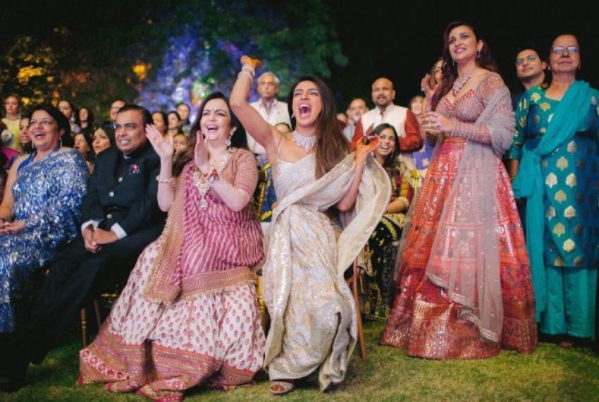Bollywood Celebrity Wedding Photos of 2018 Photos