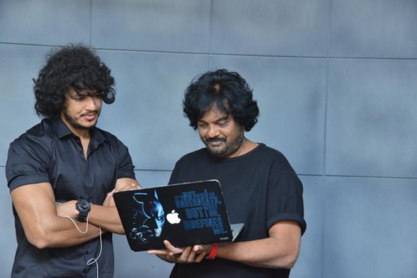 Puri Jagannadh Released Mayam Movie Trailer Photos