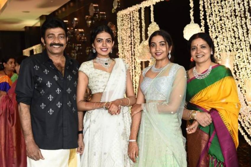 Rajashekhar's Newphew Marriage Photos
