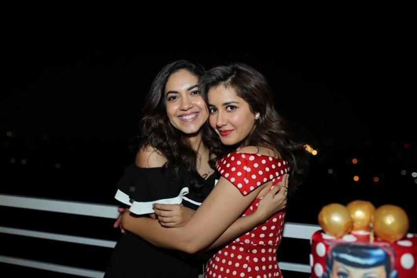 Rashi Khanna Birthday Celebrations  2018 Photos