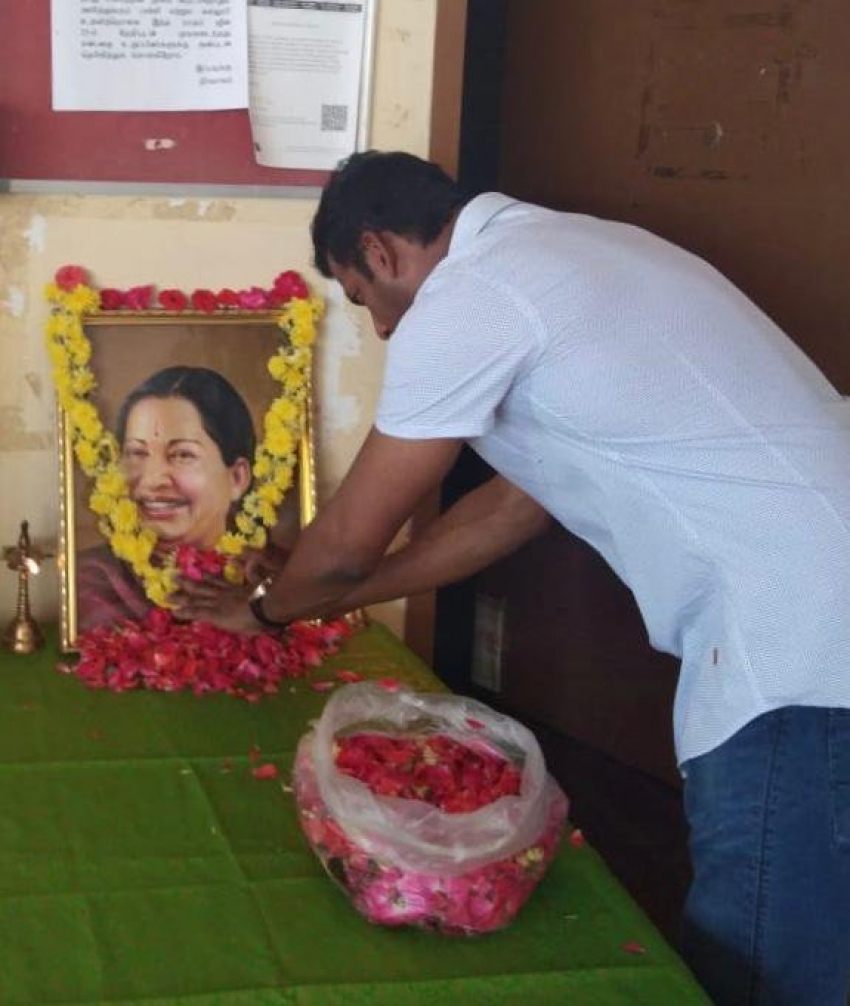 Remembering j Jayalalithaa's On Her 2nd Death Anniversary Photos