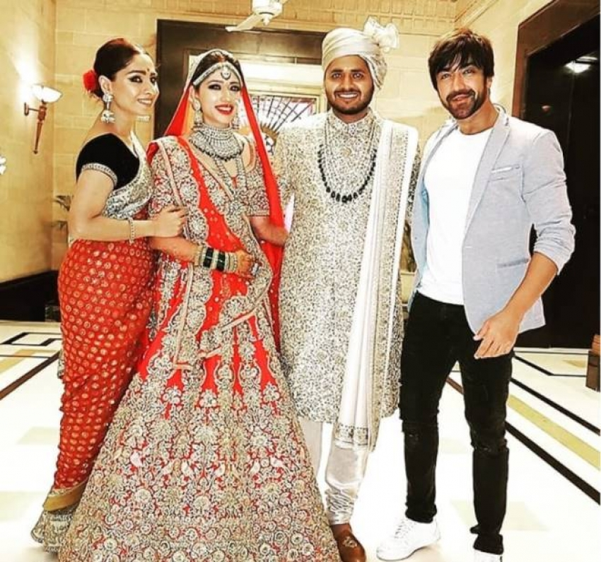 Shruti Kharbanda wedding Photos