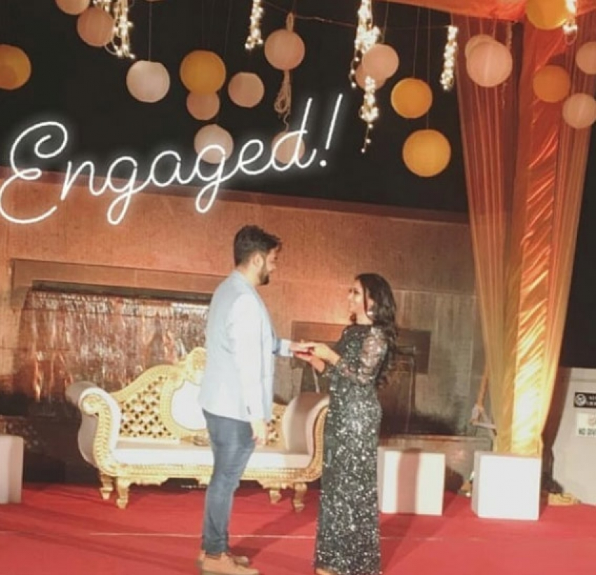 Shweta Basu Prasad And Rohit Mittal Wedding Photos