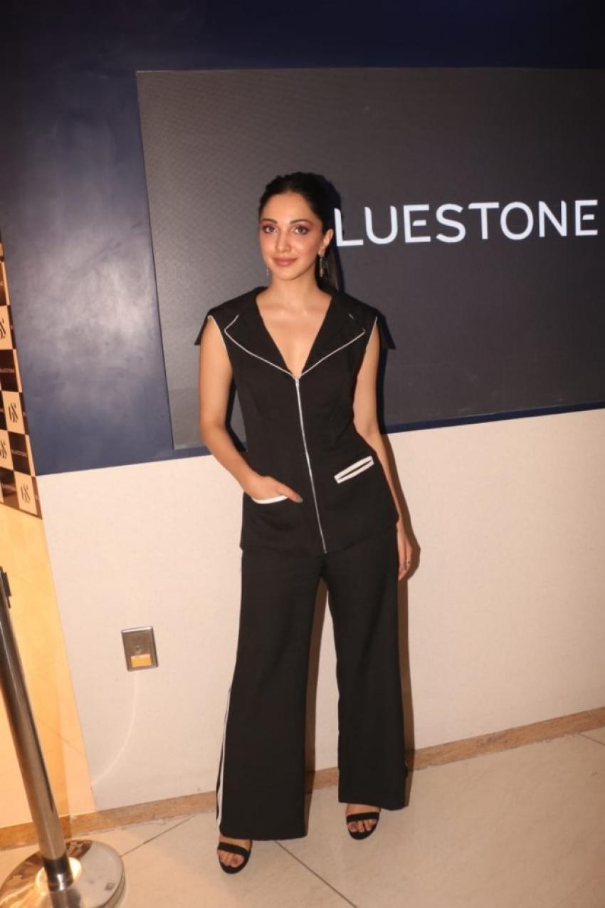 Store Launch of 'Bluestone' In Mumbai By Kiara Advani Photos