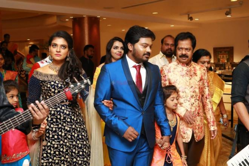 Tamil Celebrity Wedding Photos of 2018 Photos