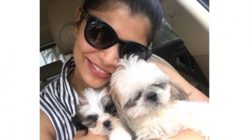 Tamil singer chinmayi unseen Photos