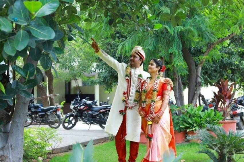Telugu Celebrity Wedding Photos of 2018 Photos