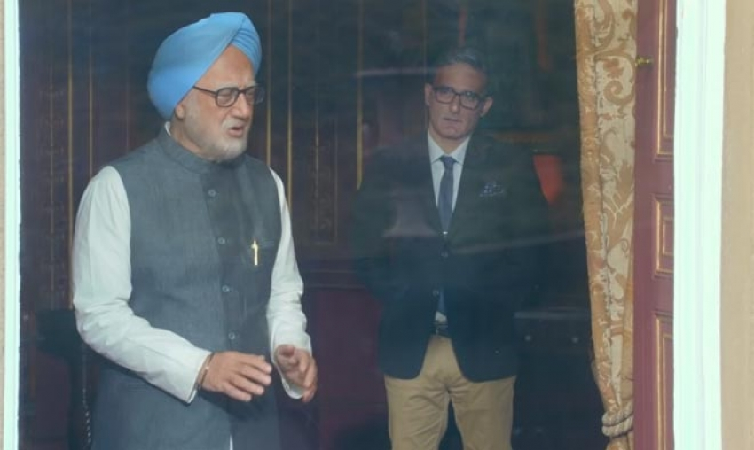 The Accidental Prime Minister Photos